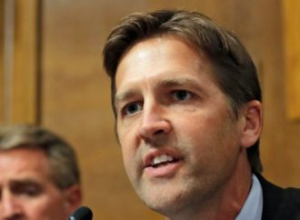 Ben Sasse Chokes Up While Discussing Sexual Assault