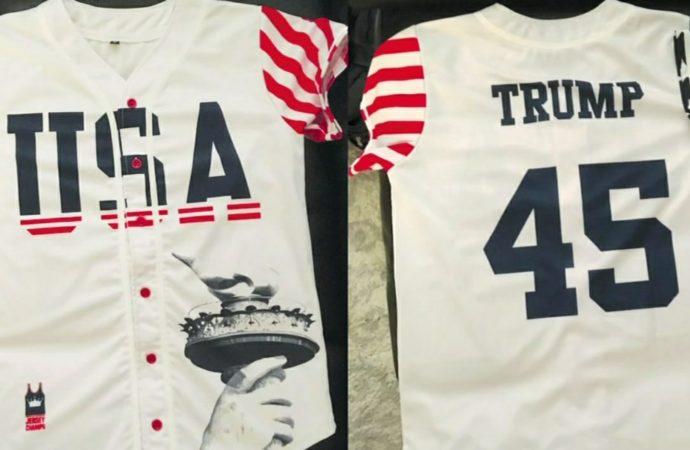 Principal Replaced After Making A Student Take Off His Trump Jersey At A Patriotic-Themed Football Game