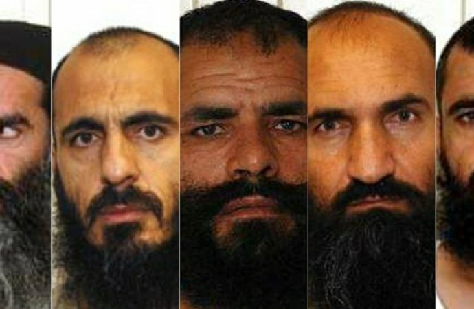 Five Ex-Gitmo Detainees Freed In Bergdahl Exchange Now On Taliban's Negotiating Team In Qatar