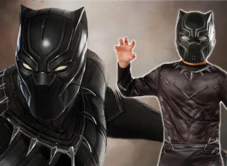 Idea That White Kids Can't Wear 'Black Panther' Halloween Costume Is Insane, Says Movie Collaborators