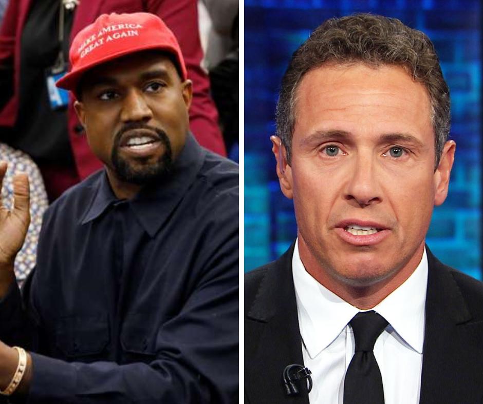 Chris Cuomo: CNN's Chris Cuomo Thinks Back On Media's Coverage Of Kanye