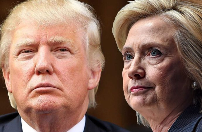 Hillary Clinton More Unpopular Than Ever, But Still Fighting With Trump