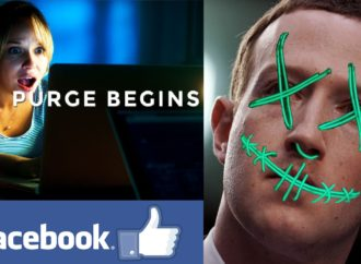 Latest Facebook Purge Vindicates People's Wildest Fears
