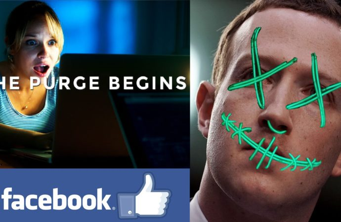 Conservatives Wrestle Over How To Wallop Big Tech As Facebook Conducts Major Content Purge