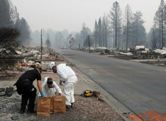 Heavy Rain Is Helping Contain California's Deadliest Wildfire