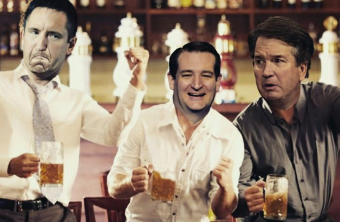 Trent Reznor Tells Cruz To F*** Off, Accuses Him of Drinking All The Beer