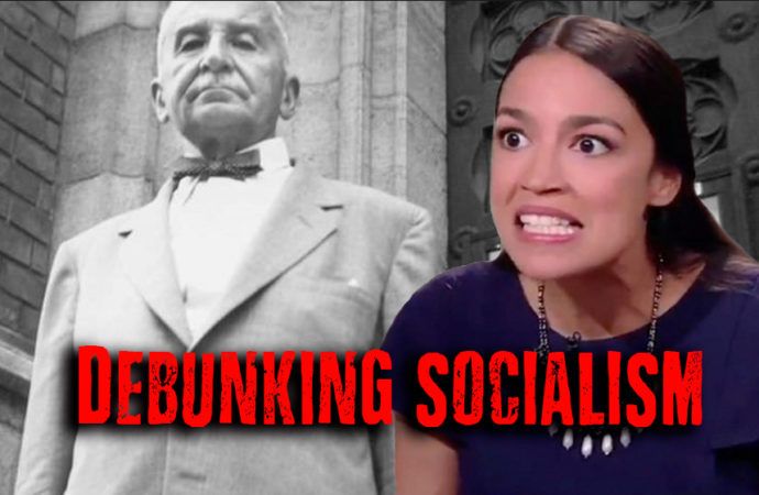 "5 Quotes Thoroughly Debunking ""Democratic"" Socialism From Ludwig von Mises"
