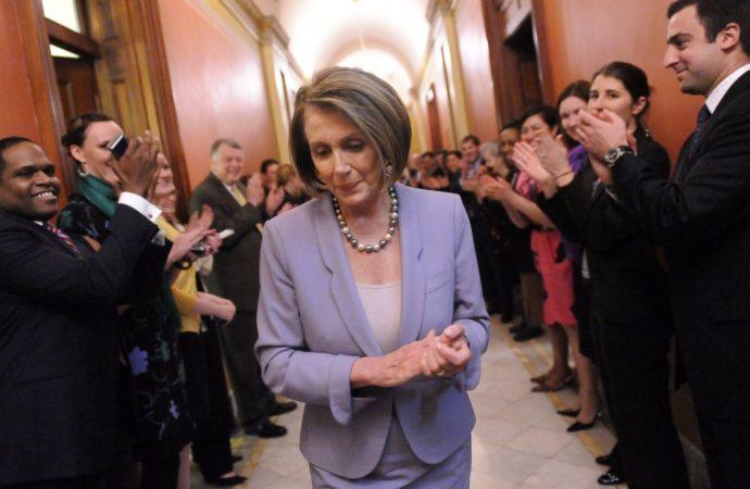 Nancy Pelosi Wins Nomination For Speaker Of The House