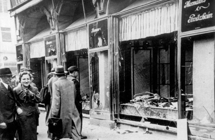 Kristallnacht: Are We Experiencing the Modern Version?