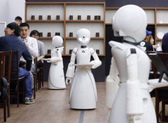 Peak Capitalism: Cafe Employs Disabled Using Avatar Robots