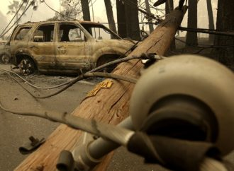 California's Largest Utility Could Face Murder Charges For Sparking Wildfires