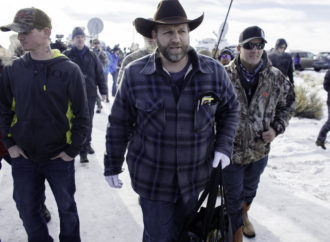 Ammon Bundy leans libertarian on immigration, gets attacked by fans