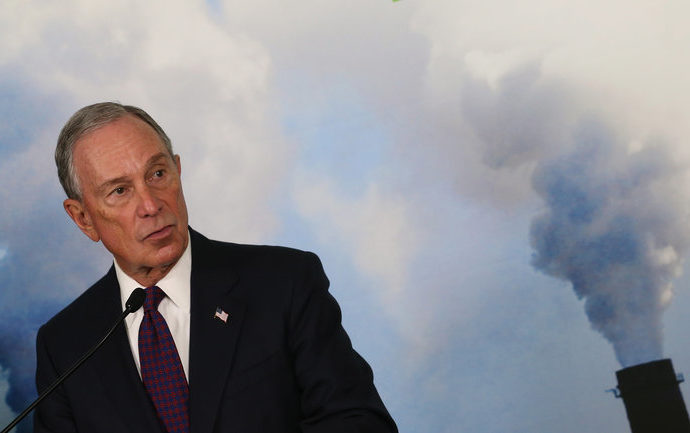 Bloomberg Has A Demand For Democrats Running Against Trump In 2020