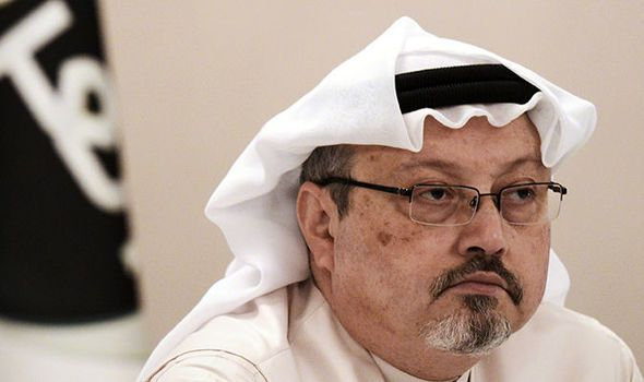 Khashoggi And Co. Named TIME's Person of the Year