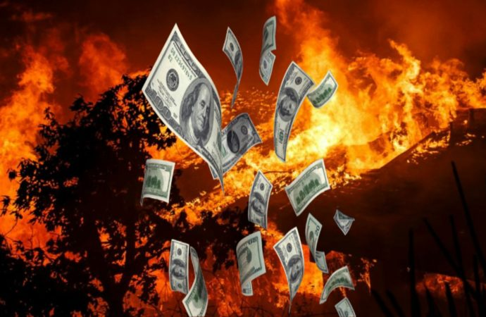 Sure, I'll Profit From The California Wildfires