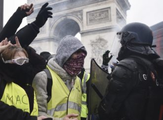 Yellow Vests Aren't An Argument Against Green Taxes