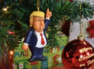 '12 Days Of Trump': A Christmas Song For Americans In 2018 [VIDEO]
