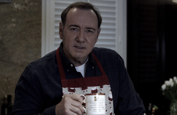 Kevin Spacey Begs Fans To Let Him Back On TV Just As He's Charged For Sexual Assault