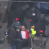 WATCH: Plain Clothes Police Surprise Yellow Vest Protestors With Beating