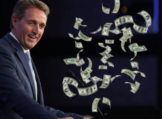 Jeff Flake Will Introduce Bill To Raise Taxes Before Leaving Senate
