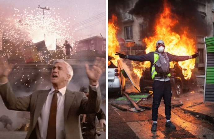 Here's What The Media Isn't Telling You About The Paris Riots