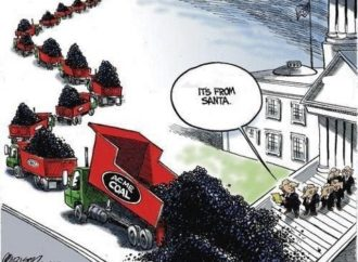 The Swamp's Christmas Surprise