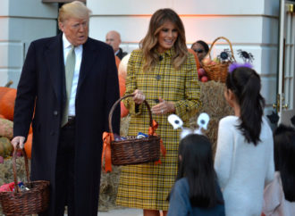 Pence: Trump Passed Out Candy To Congressional Leaders During Shutdown Talks