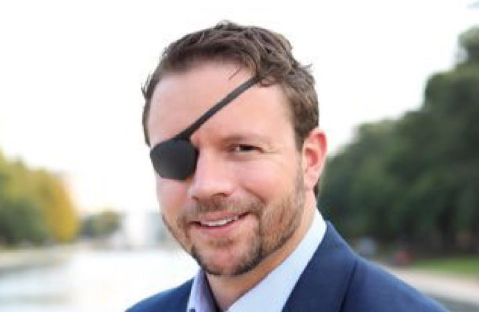 Dan Crenshaw Attacks Rand Paul's Foreign Policy. It Backfires.