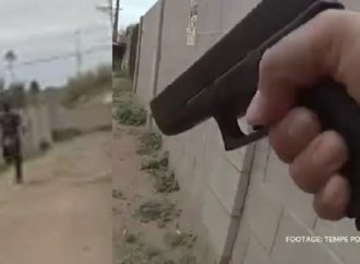 Arizona Cop Shoots, Kills Unarmed 14-Year-Old Boy Bearing Toy Gun As He Runs Away [VIDEO]