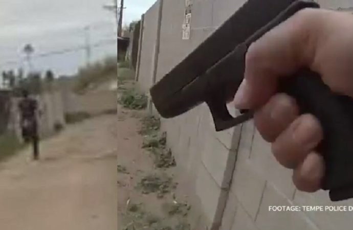 Arizona Cop Shoots, Kills Unarmed 14-Year-Old Boy Bearing Toy Gun As He Runs Away [VIDEO]