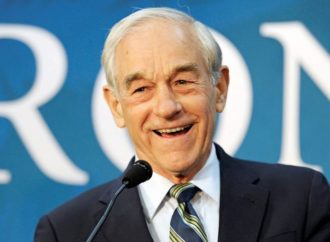 Ron Paul: We don't need Trump's wall to stop illegal immigration [VIDEO]
