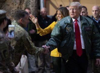 Americans Support Trump's Calls To Bring Troops Home From Afghanistan And Syria: Poll