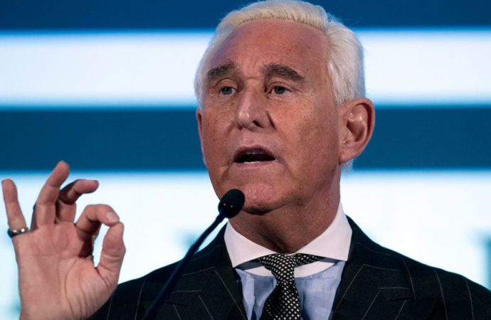 Trump Confidant Roger Stone Charged In Mueller Probe