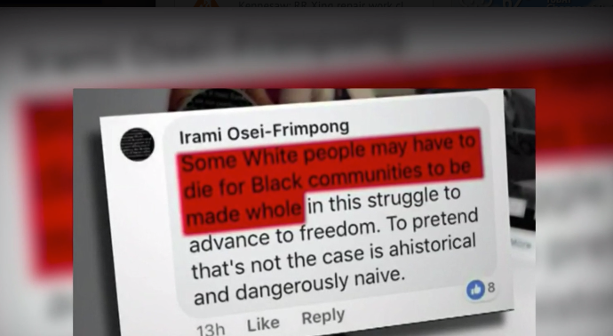 UGA Grad Student Doesn't Understand Why Saying 'Some White People May Have To Die' Is 'Controversial'