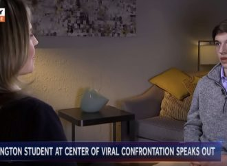 First Interview With Student at the Center of the Covington Catholic Story