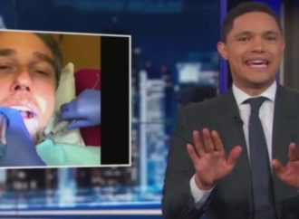 Trevor Noah Mocks Beto O'Rourke For Live Streaming His Dental Cleaning, Compares Him To A Teen