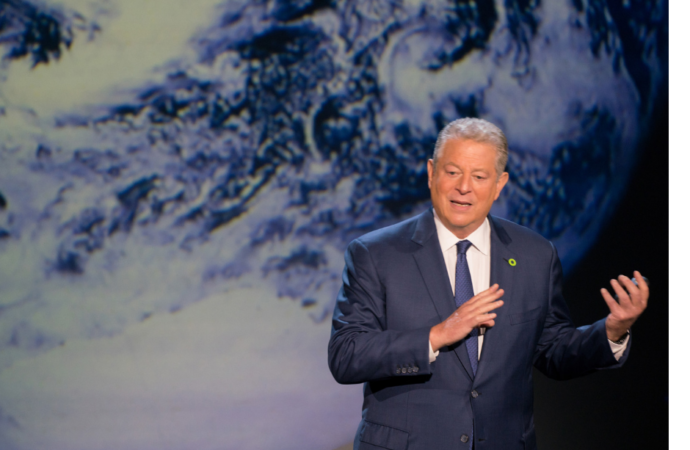 AL GORE: Migrant Caravans Are Victims Of Global Warming