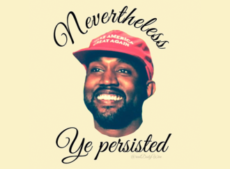 Kanye West's New Year Trump Tweets Are Insane… Insanely Awesome!