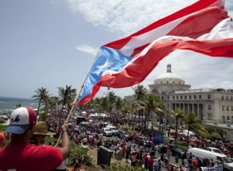 Libertarian Presidential Candidate Advocates for Puerto Rican Independence