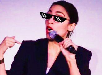"""AOC Tells Critics of her GND, """"I'm the Boss"""""""