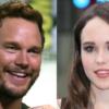 "Ellen Page Attacks Chris Pratt for Attending an ""Anti-LGBTQ Church"""