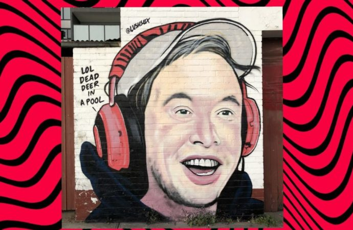 PewDiePie's War with T-Series Goes Nuclear, Features Rocket Man Elon Musk