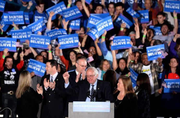 Bernie Sanders Announces 2020 Run For President
