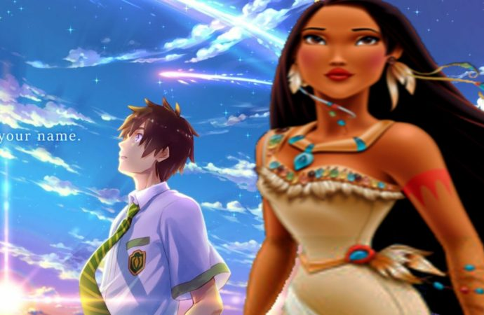 Anime Dorks Are Mad About Native American Girl Casted for 'Your Name' Remake
