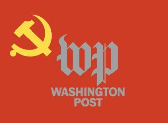 "WAPO Says Trump's ""War on Socialism Will Fail,"" While Asking For Money"