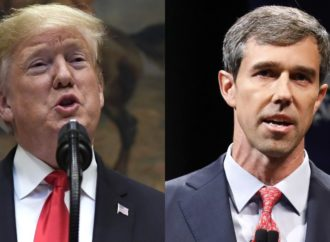 O'Rourke and Trump to Headline Clashing Rallies Today in El Paso Over Wall