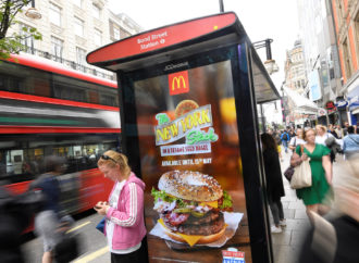 London's Ban on Unhealthy Advertisements in Public Transportation Areas Begun Today