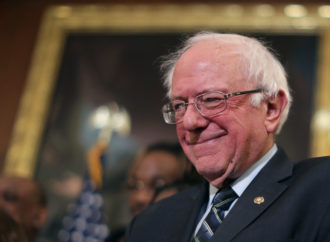 Bernie Sanders Emerges As Early Frontrunner As Democrats Line Up To Announce For 2020 Race