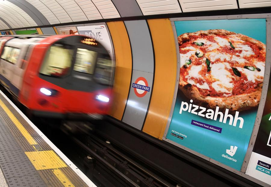 London's Ban on Unhealthy Advertisements in Public Transportation