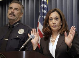 Was Kamala Harris Smoking Pot While Prosecuting Pot Users?